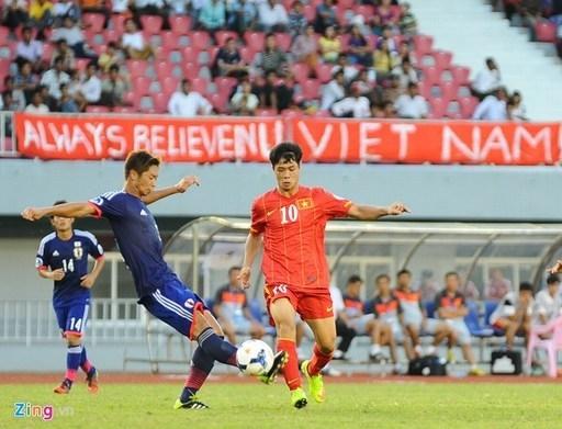 Thất bại tại Vòng chung kết U19 châu Á khiến U19 Việt Nam không thể đoạt vé dự Vòng chung kết U20 thế giới. Ảnh: Tùng Lê