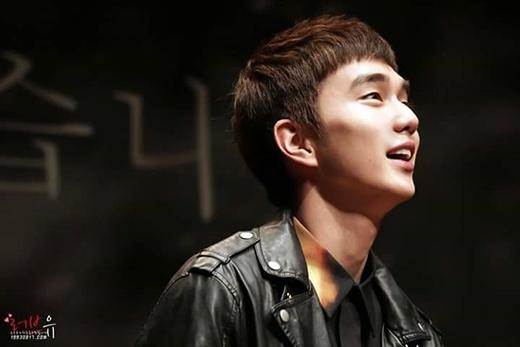 Yoo Seung Ho thích có người yêu cùng tuổi
