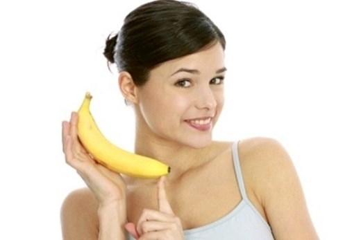 Một quả chuối cung cấp 400mg kali, trong khi đó cơ thể cần bổ sung 4.700mg kali mỗi ngày.
