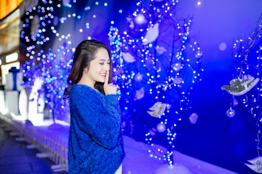 Bảo Anh quyến rũ đón Giáng sinh - Tin sao Viet - Tin tuc sao Viet - Scandal sao Viet - Tin tuc cua Sao - Tin cua Sao