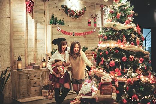 Min (St.319) đón Giáng sinh tưng bừng cùng Salim và Bê Trân