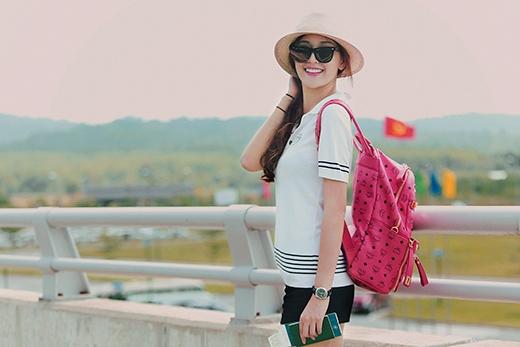 Hoa hậu Mai Phương Thúy xuất hiện với hình ảnh đầy khác lạ - Tin sao Viet - Tin tuc sao Viet - Scandal sao Viet - Tin tuc cua Sao - Tin cua Sao