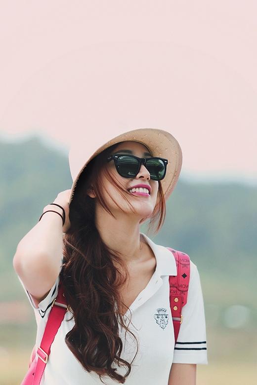Hình ảnh khác lạ của Hoa hậu Mai Phương Thúy - Tin sao Viet - Tin tuc sao Viet - Scandal sao Viet - Tin tuc cua Sao - Tin cua Sao