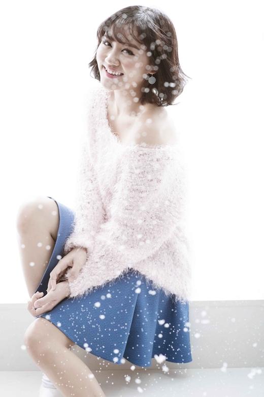 Văn Mai Hương rạng rỡ đón tuyết Giáng sinh giữa Sài Gòn - Tin sao Viet - Tin tuc sao Viet - Scandal sao Viet - Tin tuc cua Sao - Tin cua Sao