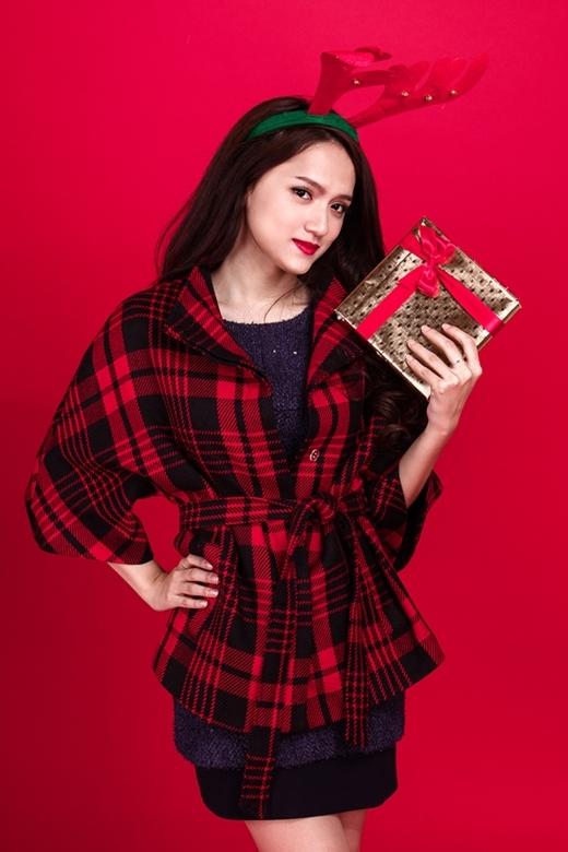 Hương Giang Idol đón Noel đầu tiên bên bạn trai - Tin sao Viet - Tin tuc sao Viet - Scandal sao Viet - Tin tuc cua Sao - Tin cua Sao
