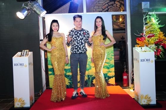 Mỹ phẩm cao cấp RIORI thu hút dàn sao Việt tại sinh nhật YAN News