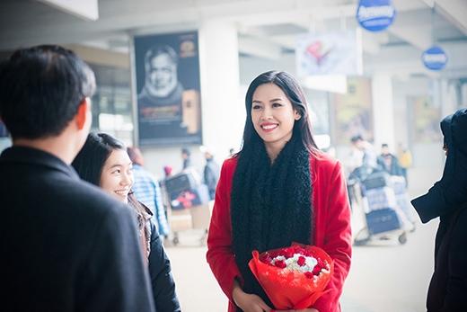 Theo chia sẻ của Nguyễn Thị Loan, hơn 1 tháng qua cô đã có nhiều cơ hội tận hưởng, chiêm ngưỡng các nét đẹp về văn hóa, con người ở thủ đô Anh. - Tin sao Viet - Tin tuc sao Viet - Scandal sao Viet - Tin tuc cua Sao - Tin cua Sao