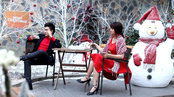 Hẹn hò đêm Giáng Sinh: Tưởng tượng và Thực tế???