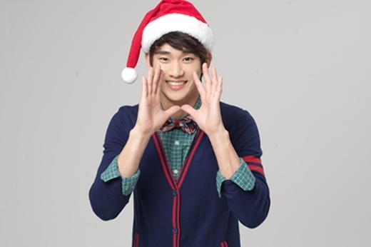 Ông già noel Kim Soo Hyun