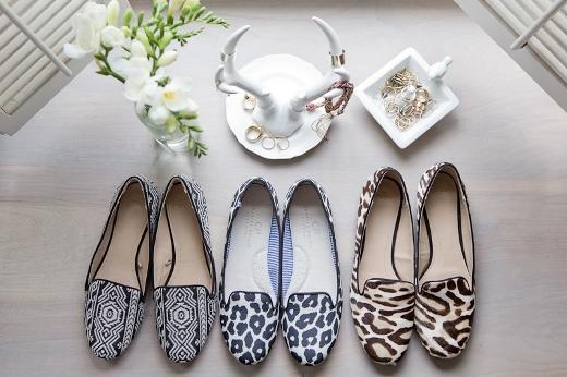 7 kiểu giày đế bệt cực chất cho những nàng ghét cao gót
