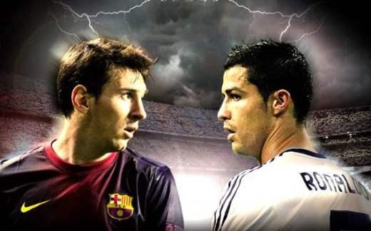 Ronaldo vượt Messi trở thành cầu thủ xuất sắc nhất thế giới