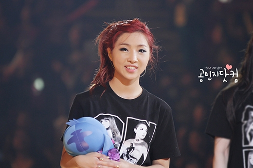 Bất ngờ với thành tích học tập của Minzy (2NE1)