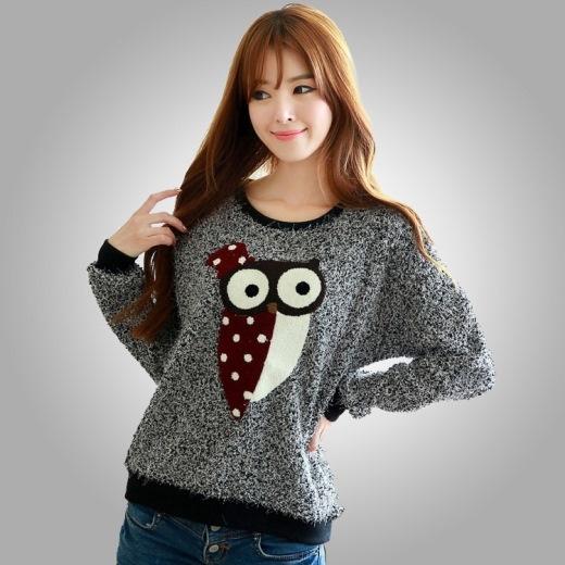 Những loại áo len sành điệu dành cho cô nàng mũm mĩm