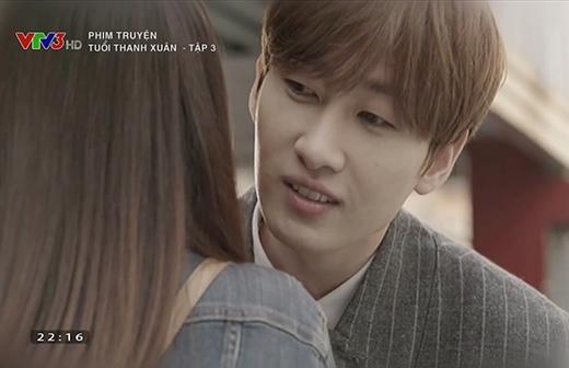 Eunhyuk (Suju) xuất hiện chớp nhoáng trong Tuổi thanh xuân - Tin sao Viet - Tin tuc sao Viet - Scandal sao Viet - Tin tuc cua Sao - Tin cua Sao