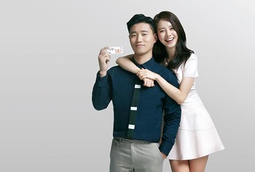 Gary và Song Ji Hyo tiếp tục 'sánh đôi bên nhau'