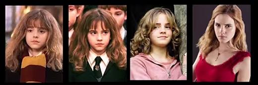 Nữ diễn viên nổi tiếng đã dành 45% quãng đời của mình để đóng bộ phim Harry Potter.