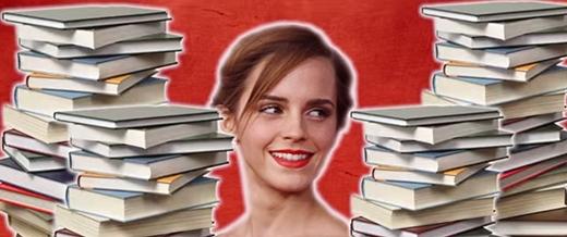 Emma viết nhiều nhật kí khác nhau cho từng khoảng thời gian trong cuộc đời của cô ấy, và cô nàng hiện tại đã có hơn 30 quyển.