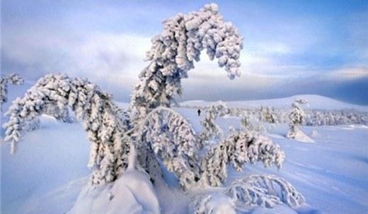 Đặt chân đến miền tây nước Nga, bạn sẽ có cảm giác như đang bước vào thế giới của Nữ hoàng băng giá của phim Frozen.