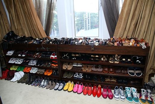 Các mẫu sandal độc đáo trong bộ sưu tập. - Tin sao Viet - Tin tuc sao Viet - Scandal sao Viet - Tin tuc cua Sao - Tin cua Sao
