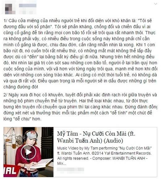 """Quản lý WanBi Tuấn Anh: """"Quang Huy nợ WanBi lời xin lỗi"""" - Tin sao Viet - Tin tuc sao Viet - Scandal sao Viet - Tin tuc cua Sao - Tin cua Sao"""