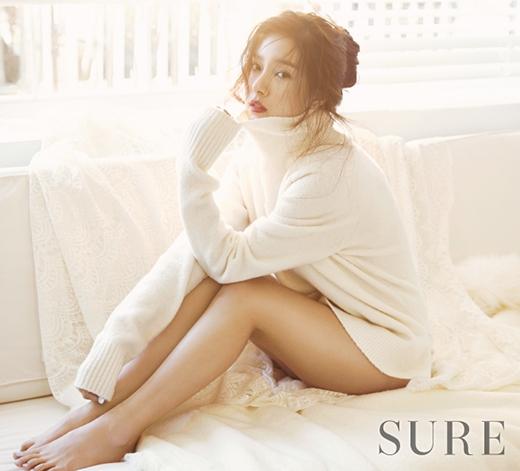 Kim So Eun mở lòng hơn sau khi tham gia We Got Married