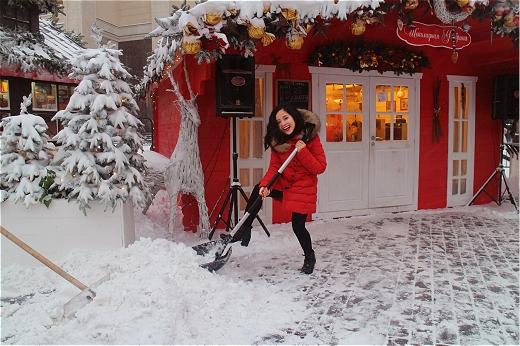 Hoàng Quyên, Hoàng Hải cùng một số nghệ sĩ khác sẽ cùng tham gia biểu diễn một chương trình đặc biệt chào năm mới tại Thành phố Moscow, Nga vào ngày 27/12.