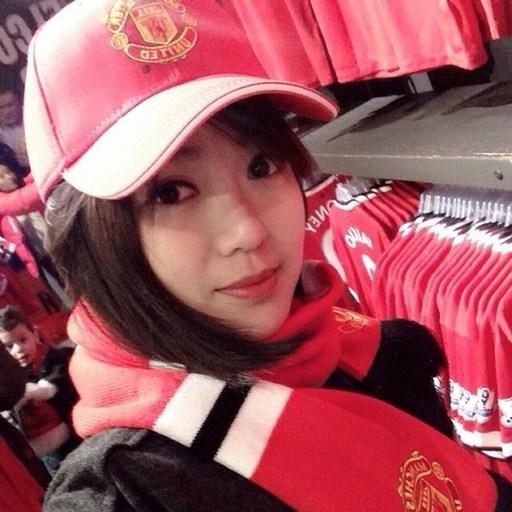 Và tại cửa hàng của Man United