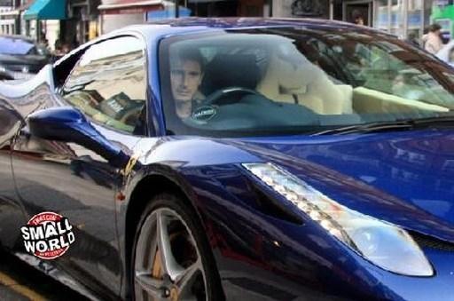 10 siêu xe đắt giá nhất của các ngôi sao bóng đá