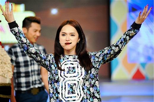 Hồ Quang Hiếu lần đầu nhảy sexy trên sóng truyền hình.