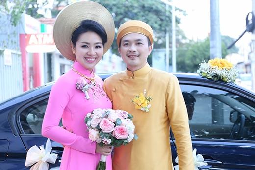 Cô dâu Lê Khánh xinh đẹp hút hồn trong ngày cưới - Tin sao Viet - Tin tuc sao Viet - Scandal sao Viet - Tin tuc cua Sao - Tin cua Sao