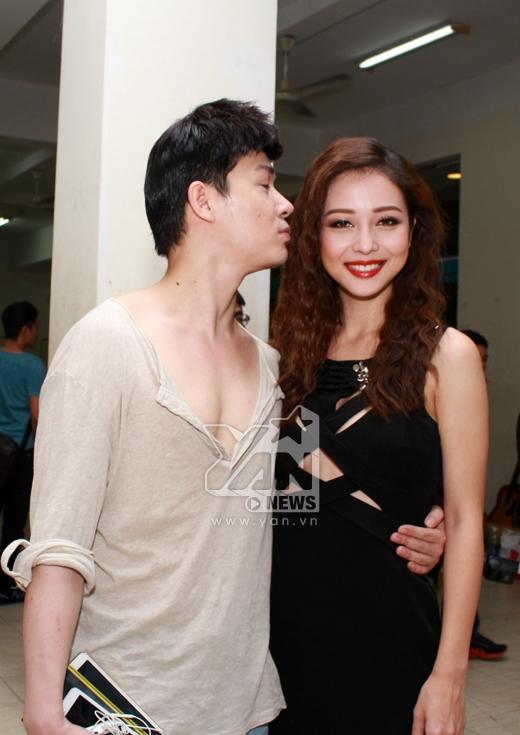 Nathan Lee và Jenifer Phạm là 2 người bạn khá thân thiết ngoài đời. - Tin sao Viet - Tin tuc sao Viet - Scandal sao Viet - Tin tuc cua Sao - Tin cua Sao