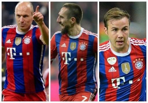 10 mũi đinh ba đáng sợ nhất bóng đá thế giới hiện nay