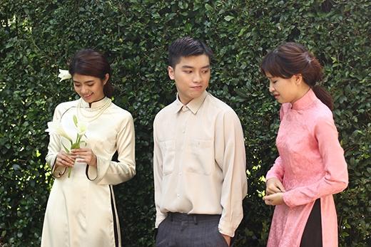 Mối tình tay ba không lối thoát của bộ ba Nhã-Trai-Linh khiến khán giả không khỏi phì cười khi theo dõi Chỉ Có Thể LÀ YAN.