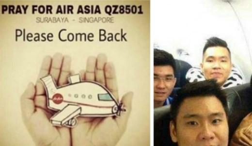 Cộng đồng mạng xót xa, liên tục cầu nguyện cho máy bay mất tích