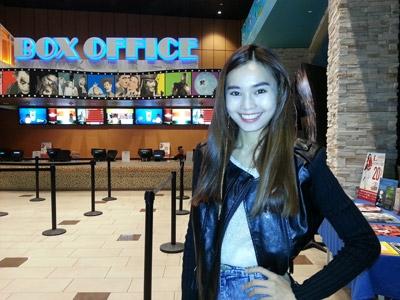 Nữ diễn viên tươi tắn tại LHP. - Tin sao Viet - Tin tuc sao Viet - Scandal sao Viet - Tin tuc cua Sao - Tin cua Sao