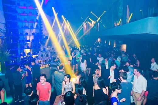 Top 10 Bar đáng thưởng thức nhất cho tiệc tất niên