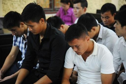 Hàng loạt cầu thủ V.Ninh Bình bị khởi tố vì tiêu cực
