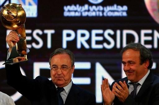 Không đội bóng nào xứng đáng hơn Real Madrid nhận giải CLB xuất sắc nhất thế giới trong năm 2014.