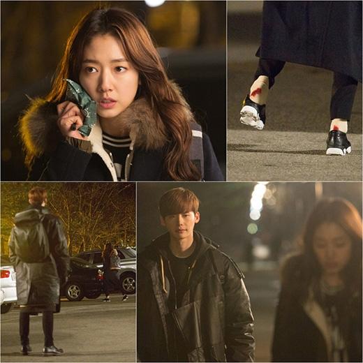 Lee Jong Suk diễn cảnh 'say mèm' cực chuyên nghiệp