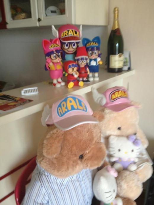 Mỗi chuyến đi du lịch nước ngoài, Mai Phương Thúy đều tìm mua những món đồ liên quan tới Doraemon cũng như Arale để bổ sung vào bộ sưu tập của mình. Người đẹp từng khoe, ở nhà riêng của cô luôn có một góc riêng để trưng bày những món đồ liên quan tới hai nhân vật đáng yêu này. - Tin sao Viet - Tin tuc sao Viet - Scandal sao Viet - Tin tuc cua Sao - Tin cua Sao