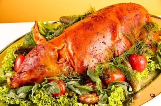 Những món ăn đón năm mới truyền thống trên khắp thế giới