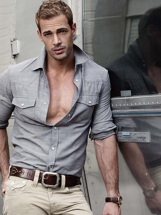 100. William Levy (34 tuổi, diễn viên/cựu người mẫu gốc Cuba)