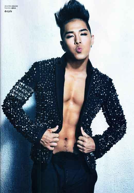 61. Taeyang (26 tuổi, ca sĩ Hàn Quốc)