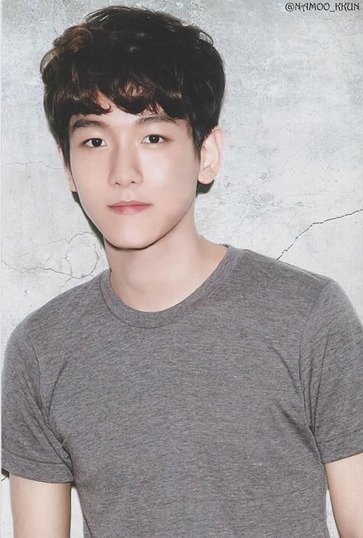 38. Baekhyun (22 tuổi, ca sĩ Hàn Quốc)
