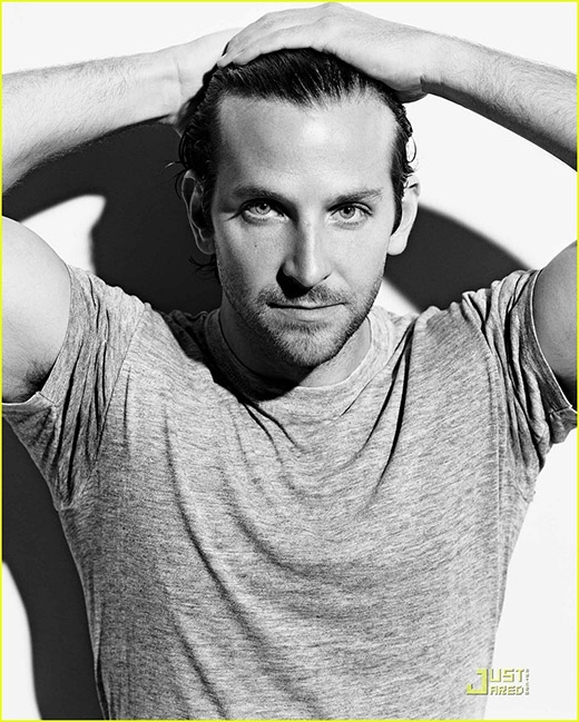 28. Bradley Cooper (39 tuổi, diễn viên Mỹ)