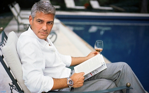 20. George Clooney (53 tuổi, diễn viên Mỹ)