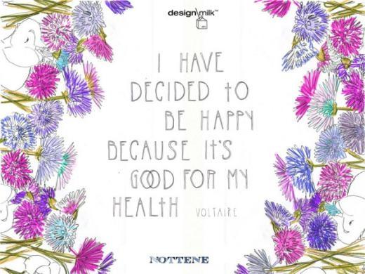 Kimberly Hall: Tôi quyết định sẽ hạnh phúc vì điều đó tốt cho sức khỏe.