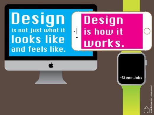 Aaron Wood: Thiết kế không phải để tạo ra sản phẩm trông như thế nào, hay cảm giác như thế nào. Thiết kế là để tạo ra sản phẩm có thể sử dụng.
