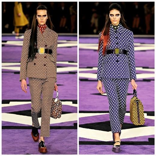 Những xu hướng thời trang sẽ làm mưa làm gió đầu năm 2015
