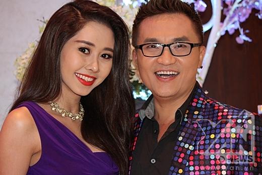 Cả hai sẽ giữ vai trò MC cho buổi tiệc của cô dâu Lê Khánh và chú rể Tuấn Khải. - Tin sao Viet - Tin tuc sao Viet - Scandal sao Viet - Tin tuc cua Sao - Tin cua Sao